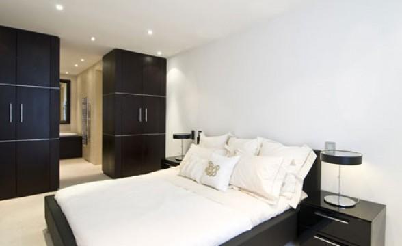 Kings Chelsea, SW10 - Bedroom