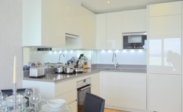 The Library Building , SW4 - Kitchen