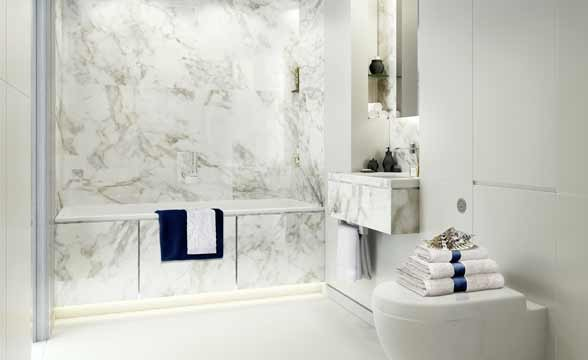 London Dock, E1W - Bathroom
