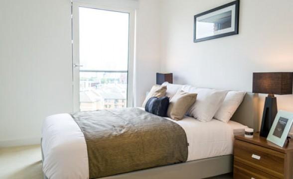 Marine Wharf, SE16 - Bedroom