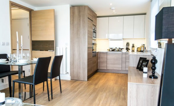 Marine Wharf, SE16 - Kitchen