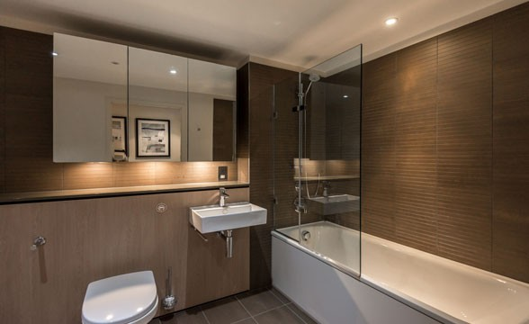 Merchant Square, W2 - Bathroom