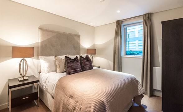 Merchant Square, W2 - Bedroom