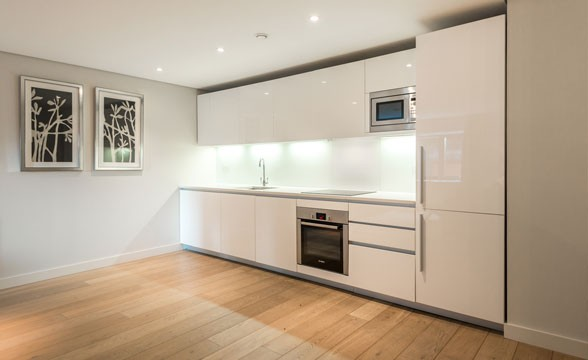 Merchant Square, W2 - Kitchen