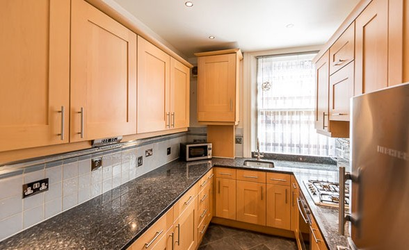 Nevern Mansions, SW5 - Kitchen