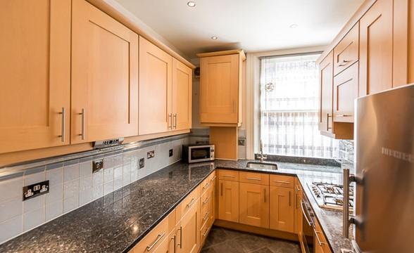 Nevern Mansions, SW5 - Kitchen
