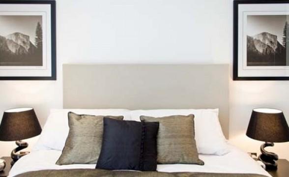New Capital Quay, SE10 - Bedroom
