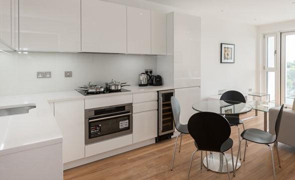 Nine Elms Point, SW8 - Kitchen