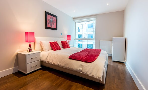 One Commercial Street, E1 - Bedroom