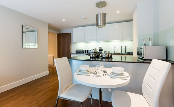 One Commercial Street, E1 - Kitchen