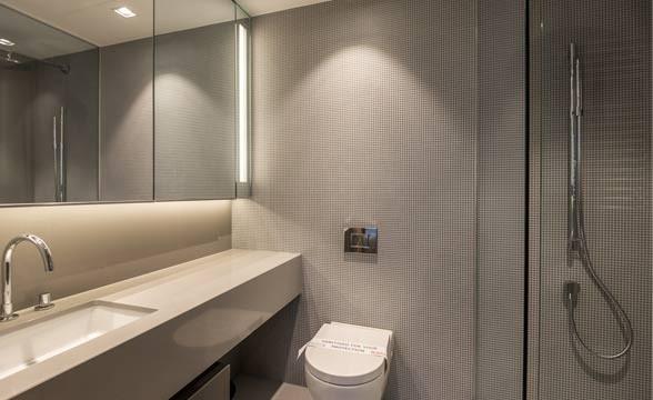 One Tower Bridge, SE1 - Bathroom