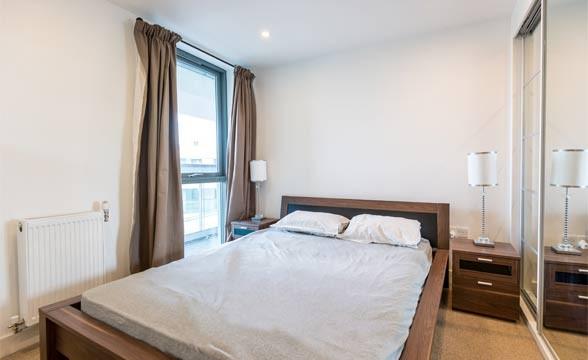 Packington Square, N1 - Bedroom