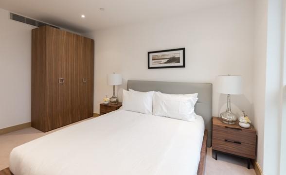 Paddington Exchange, W2 - Bedroom
