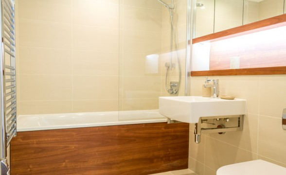Paynes & Borthwick, SE8 - Bathroom