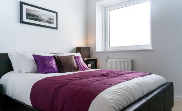 Paynes & Borthwick, SE8 - Bedroom