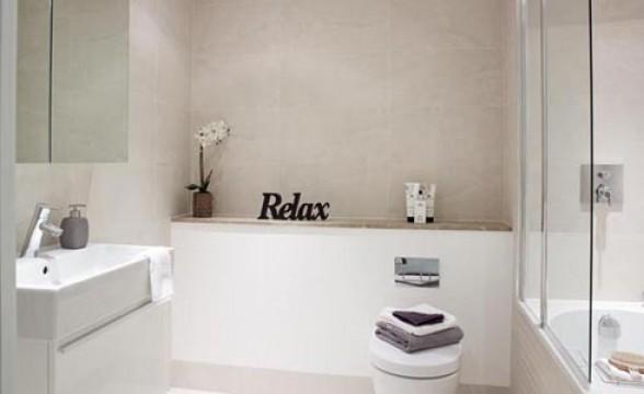 Portobello Square, W10 - Bathroom