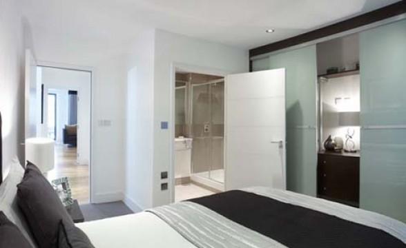 Portobello Square, W10 - Bedroom