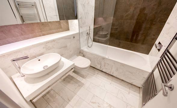 Providence Wharf , E14 - Bathroom