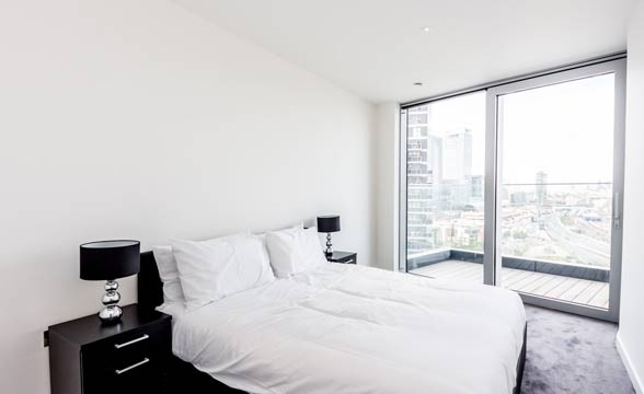 Providence Wharf , E14 - Bedroom