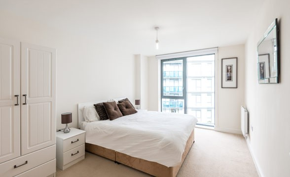 Pulse, NW9 - Bedroom