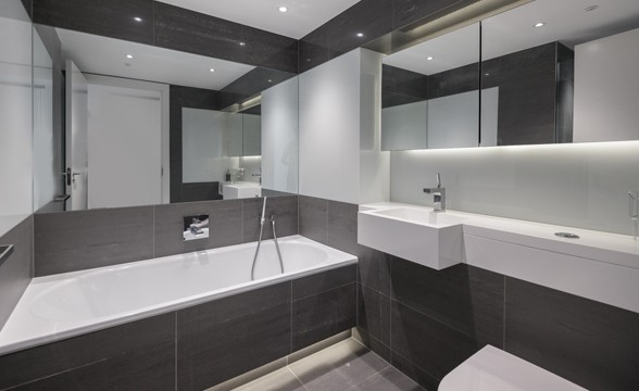 Riverlight, SW8 - Bathroom
