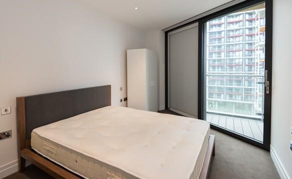 Riverlight, SW8 - Bedroom