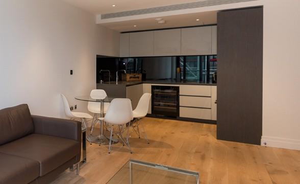 Riverlight, SW8 - Kitchen