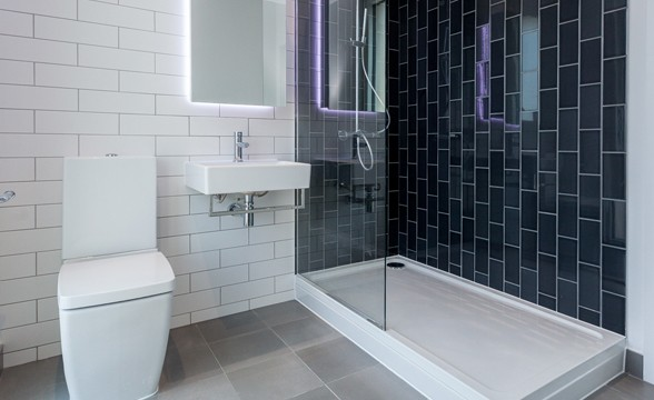 Royal Wharf, E16 - Bathroom