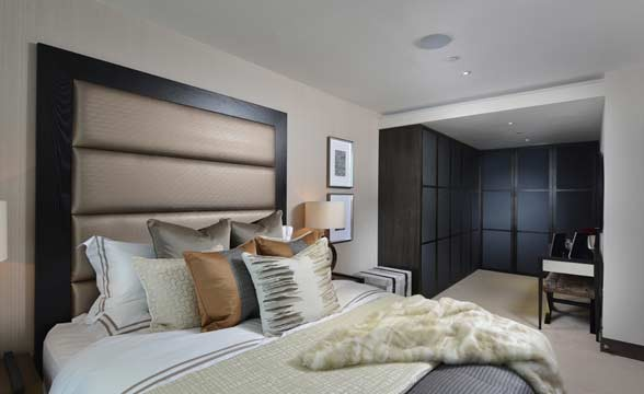 Sovereign Court, W6 - Bedroom