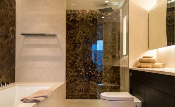 St George Wharf, SW8 - Bathroom