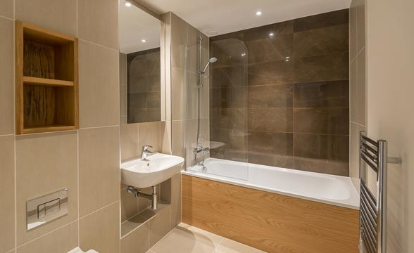 Stanmore Place, HA7 - Bathroom