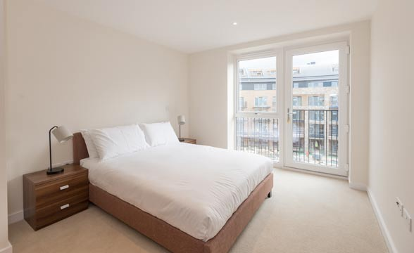 Stanmore Place, HA7 - Bedroom
