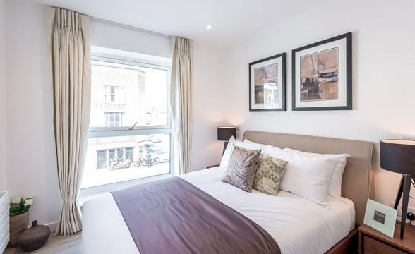 The Broadway, SW17 - Bedroom