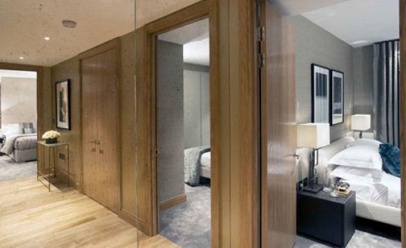 The Courthouse, SW1 - Bedroom