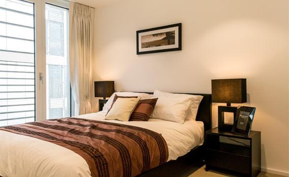 The Filaments, SW18 - Bedroom