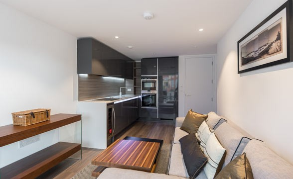 The Filaments, SW18 - Kitchen