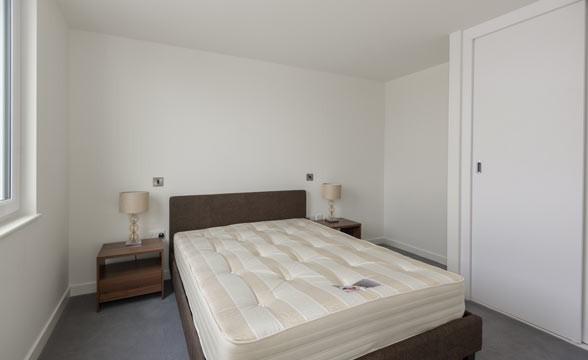 TNQ, NW9 - Bedroom