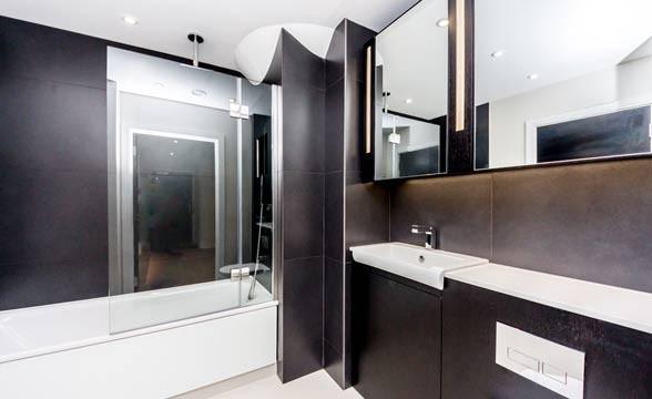 Wapping Riverside, E1W - Bathroom