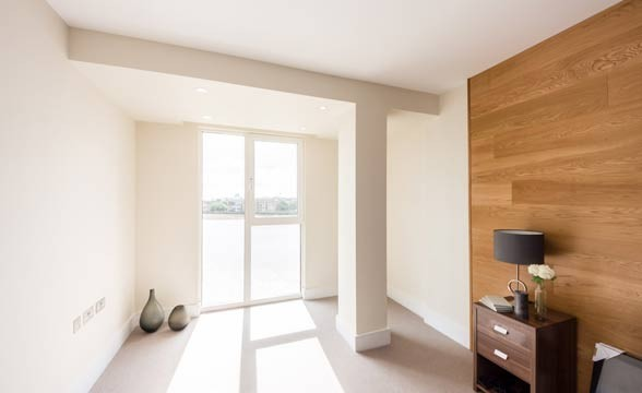 Wapping Riverside, E1W - Bedroom