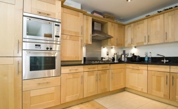Warren House (Kensington Westside), W14 - Kitchen