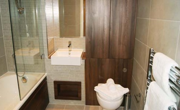 Woodberry Park Apartments, N4 - Bathroom