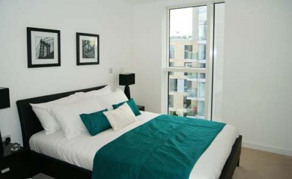 Woodberry Park Apartments, N4 - Bedroom