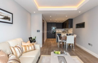 picture of 1 Bedroom(s) flat in  Brunswick House, Hammersmith, W6