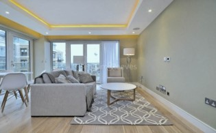picture of 2 Bedroom(s) flat in  Fulham Reach, Hammersmith, W6