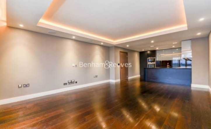 2 Bedroom flat to rent in Brunswick House, Fulham Reach, W6