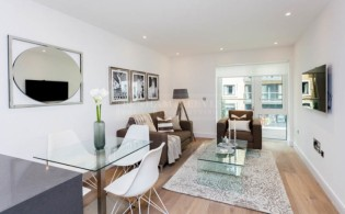 picture of 1 Bedroom(s) flat in  Faulkner House, Parrs Way, W6