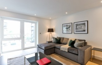 picture of 1 Bedroom(s) flat in  Faulkner House, Hammersmith, W6