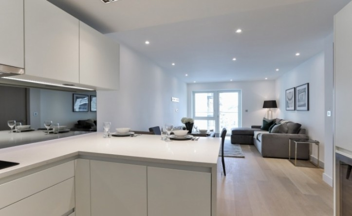 1 Bedroom flat to rent in Faulkner House, Hammersmith, W6