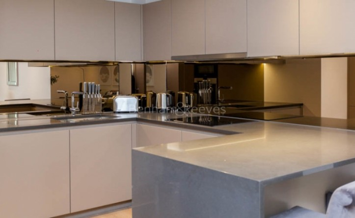 1 Bedroom flat to rent in Fulham Reach, Hammersmith, W6