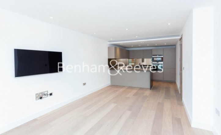 1 Bedroom flat to rent in Faulkner House, Fulham Reach, W6